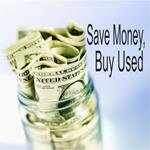 Saving Money Buying Used