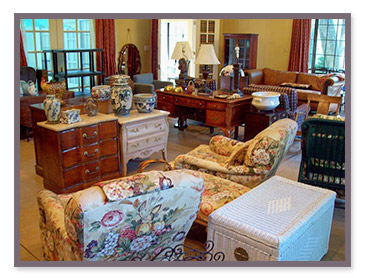 Estate Sales - Caring Transitions of Charlottesville
