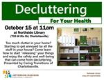Decluttering for Your Health